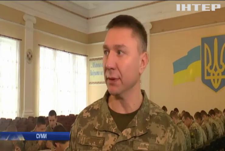 День Святого Миколая: кадети підготували подарунки для військових