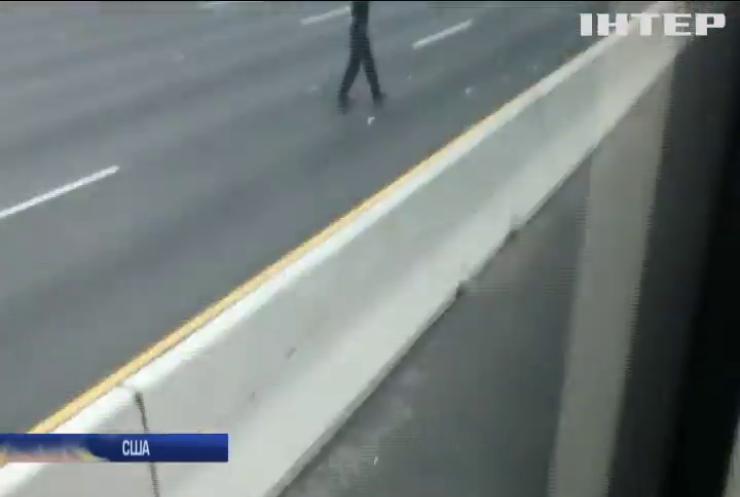Валютний дощ спричинив аварію на трасі