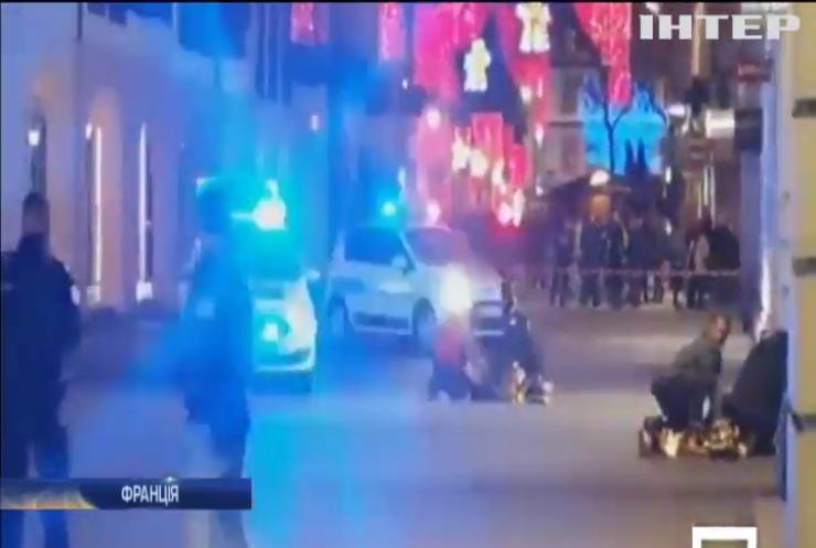 Стрілянина в Страсбурзі: поліція затримала ще двох підозрюваних