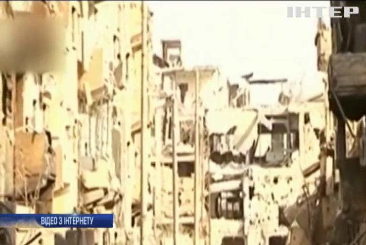 Бойовики ІДІЛ втратили останнє підконтрольне місто в Сирії