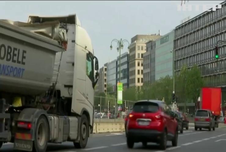 У ЄС посилили граничні норми автомобільних вихлопів