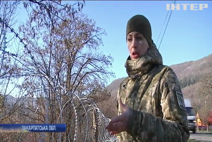 На Закарпатті посилили українсько-румунський кордон