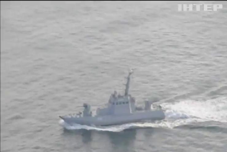 Україна планує ще один прохід кораблів через Керченську протоку