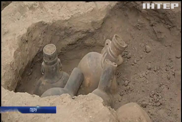 В Перу виявили поховання представників культури Уарі
