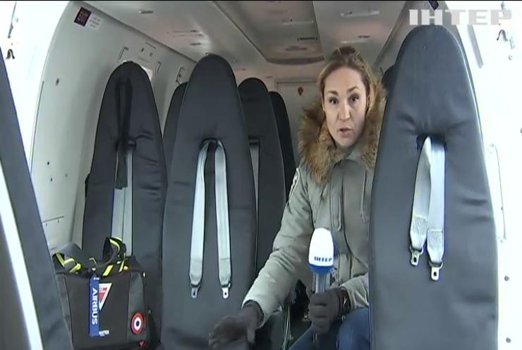 Авіатори України отримали новітні вертольоти
