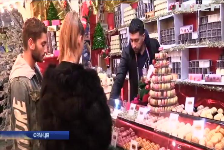 Різдво із запахом покришок: як готуються до свята у Франції?