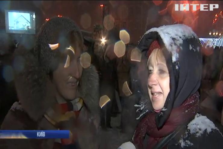 У Києві християни західного обряду збиралися на Святвечір