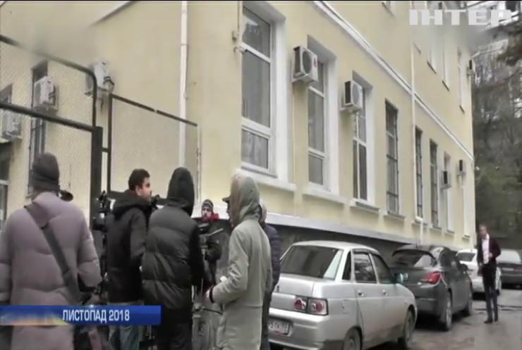Полонених українців залишили у СІЗО