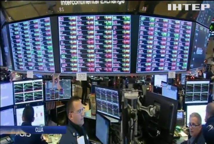 Злет після падіння: індекс Dow Jones досяг історичного максимуму