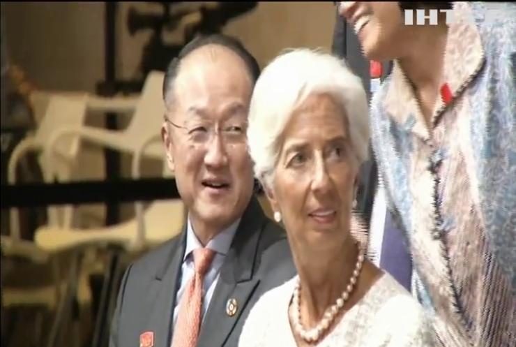 Керівник Світового банку пішов у відставку