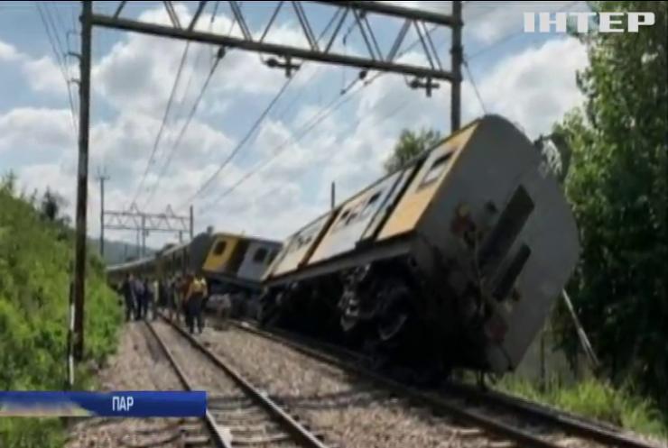 Аварія потягу у ПАР: постраждали сотні людей