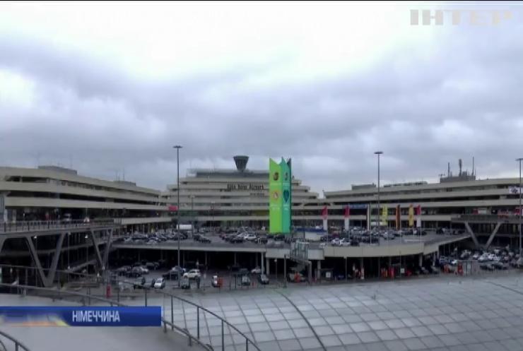 Аеропорти Німеччини припинять роботу