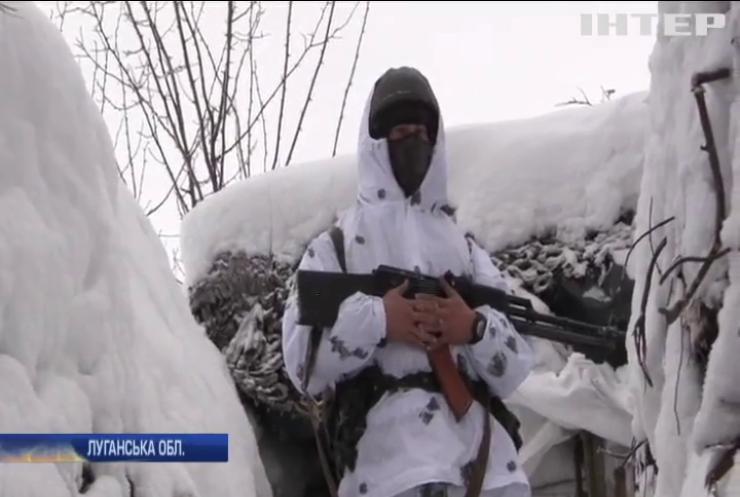 На Луганщині відбили атаку ворожої розвідгрупи