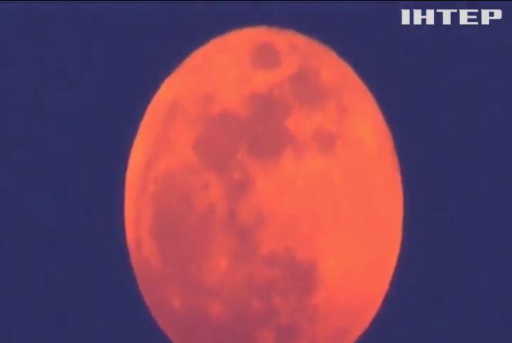 """""""Кривавий"""" місяць: в NASA оприлюднили дату затемнення"""
