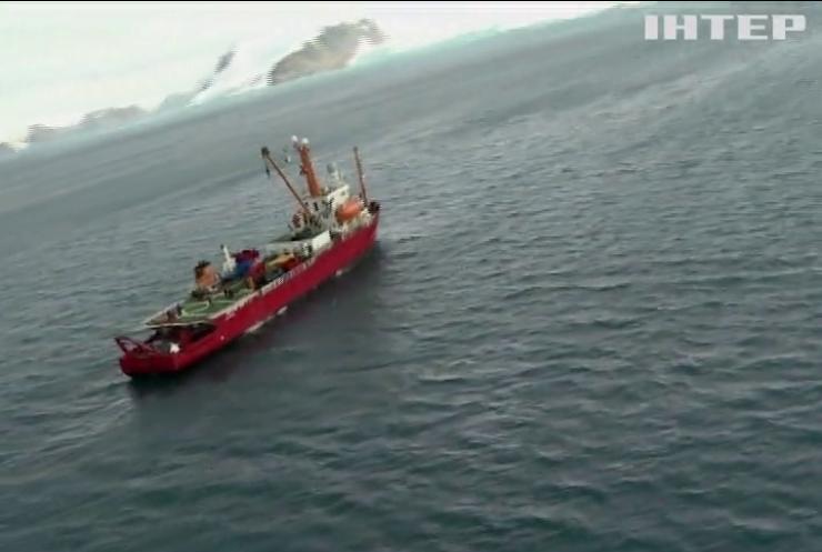 Площа морської криги в Антарктиці зменшилася до рекордно низького рівня