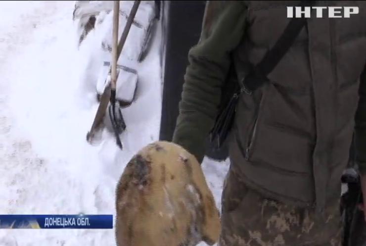На Донбасі продемонстрували військові трофеї
