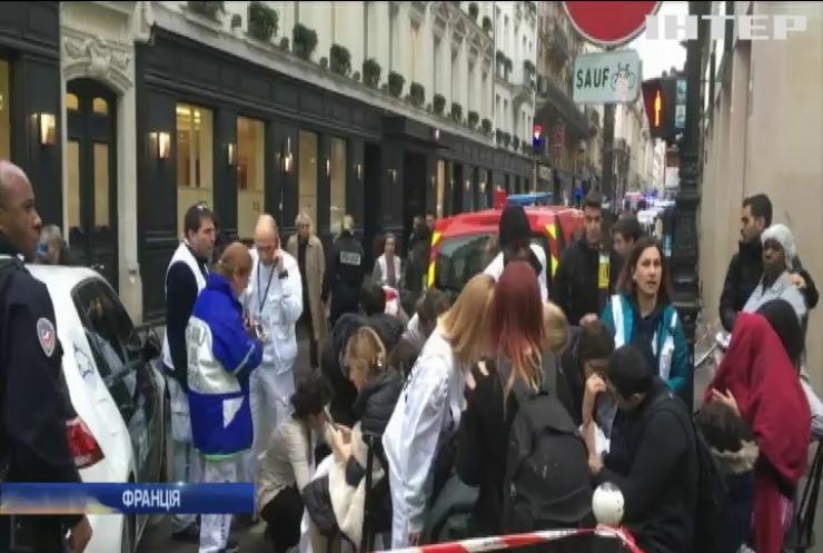 Двоє загиблих, півсотні поранених: у центрі Парижа вибухнула пекарня