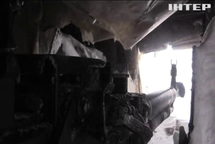 На Донбасі постраждав український військовий