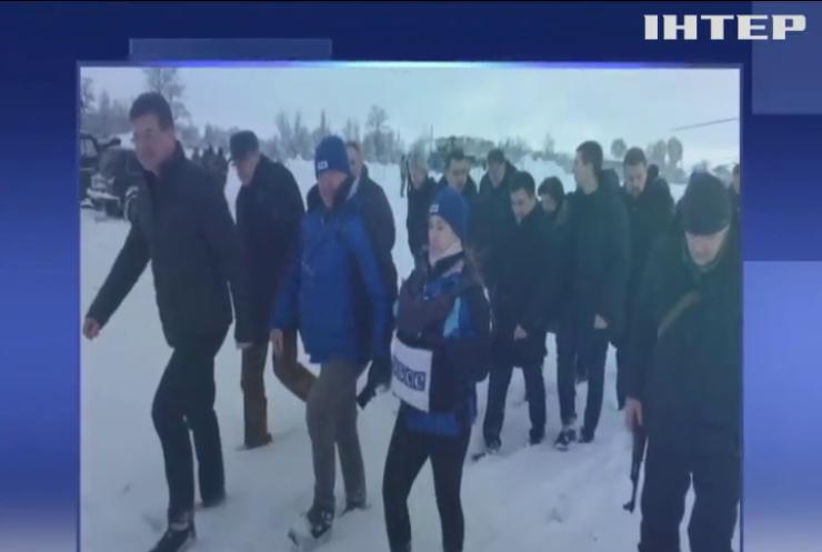ОБСЄ пропонує відправити на Донбас миротворчу місію