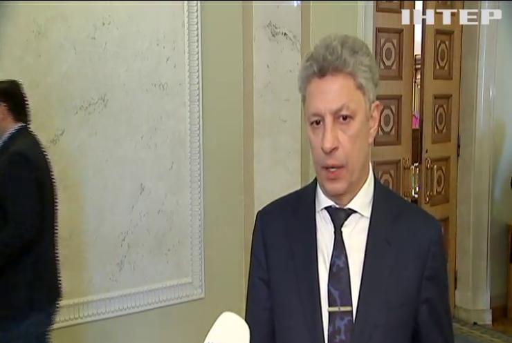 Юрій Бойко: після зміни влади політикам буде заборонено втручатися в церковні справи