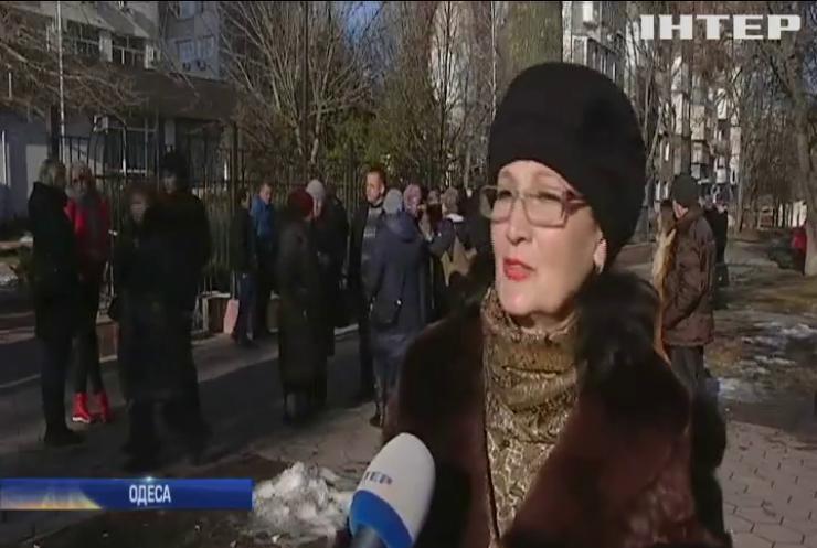 Жителі Болграда протестують проти політичного переслідування мера Сергія Димитрієва
