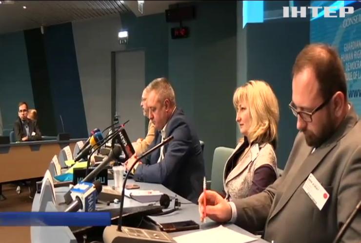 Родичі полонених моряків закликали ПАРЄ визнати російську агресію