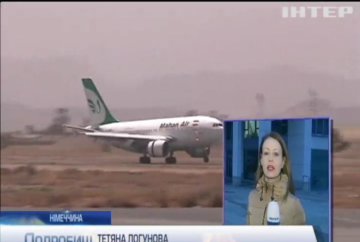 Найбільшу авіакомпанію Ірану звинуватили у шпигунстві