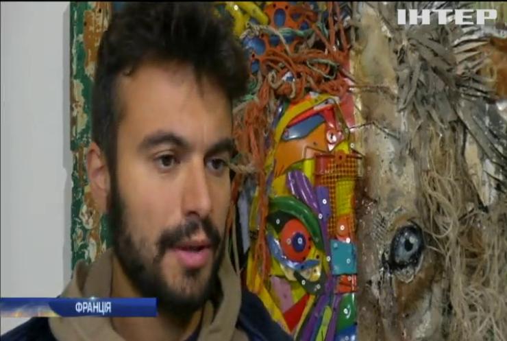 Португальський художник перетворив сміття на скульптури