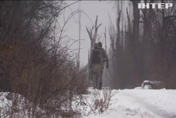 На Луганщині бойовики обстріляли автомобіль ЗСУ: є втрати