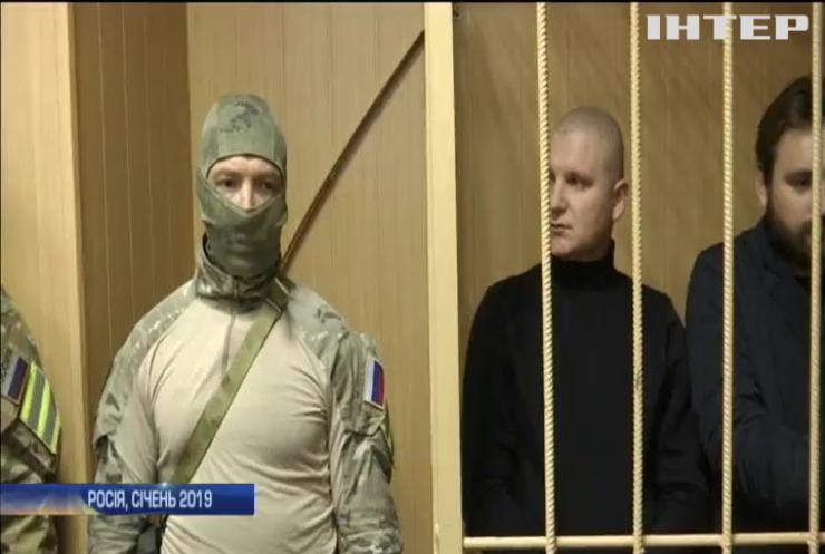 Адвокати чекають на підтвердження переведення українських моряків до СІЗО