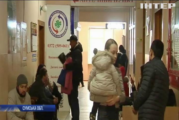 Школи Шостки закрили на карантин