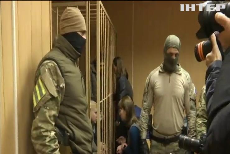 Україна вимагає від Росії передати поранених моряків на лікування