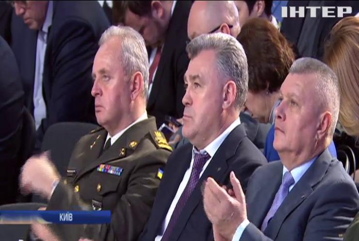 У Києві на форумі БПП діючий президент Петро Порошенко оголосив про свою участь у виборах президента України