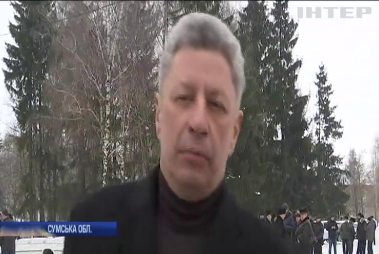 Юрій Бойко ознайомився з проблемами амбулаторії на Сумщині