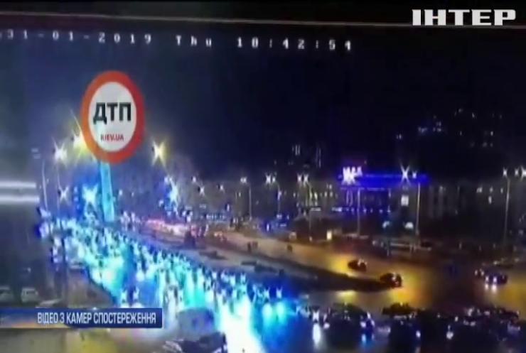 У Києві оголосили підозру винуватцеві масштабної аварії