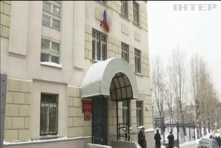 Українських моряків у Москві відвідали громадські спостерігачі