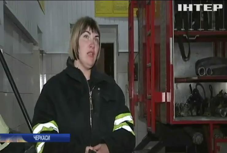 У Черкасах з'явилась перша в Україні жінка-рятувальниця