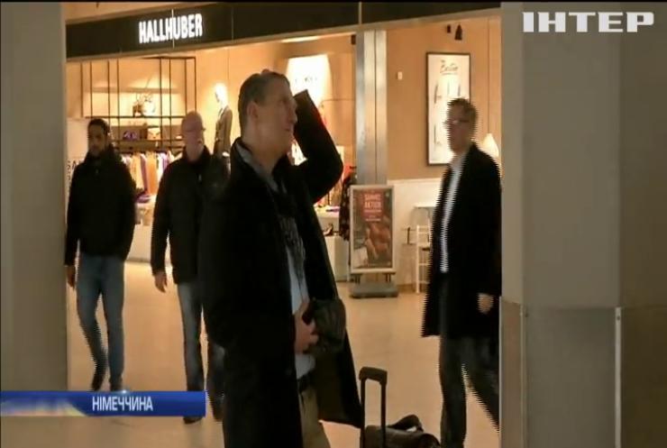 В аеропорту Гамбурга оголосили страйк