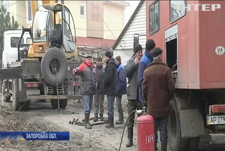 У Бердянську сталася ще одна аварія на колекторі