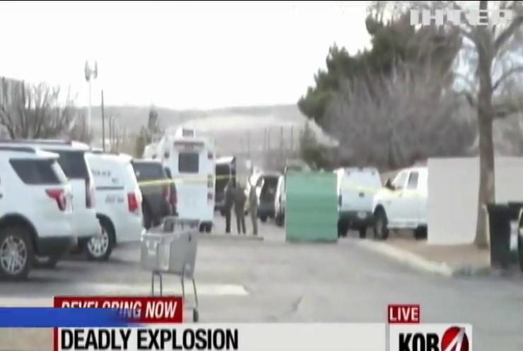 У США поблизу торгівельного центру прогримів потужний вибух