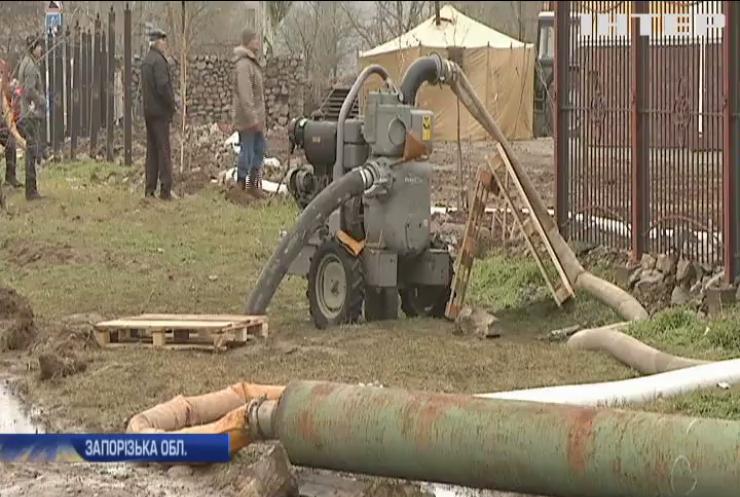 Водопостачання у Бердянську обіцяють відновити вже сьогодні
