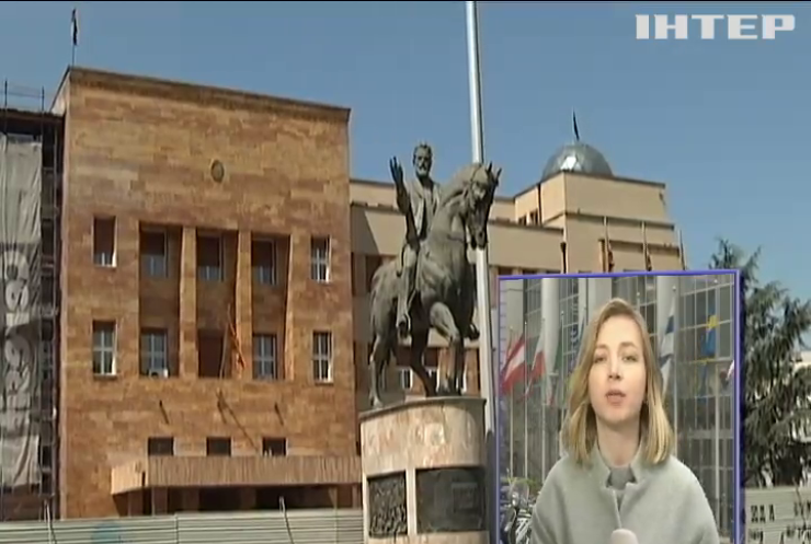 У НАТО узгодили вступ Македонії до Альянсу