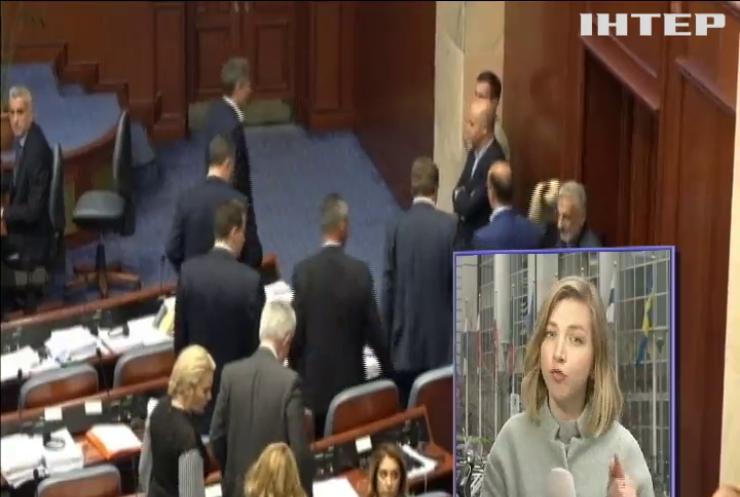 У Брюсселі затвердили вступ Македонії до НАТО