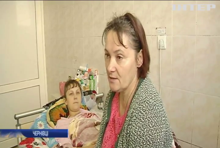 Багатодітна мати потребує лікування злоякісної пухлини