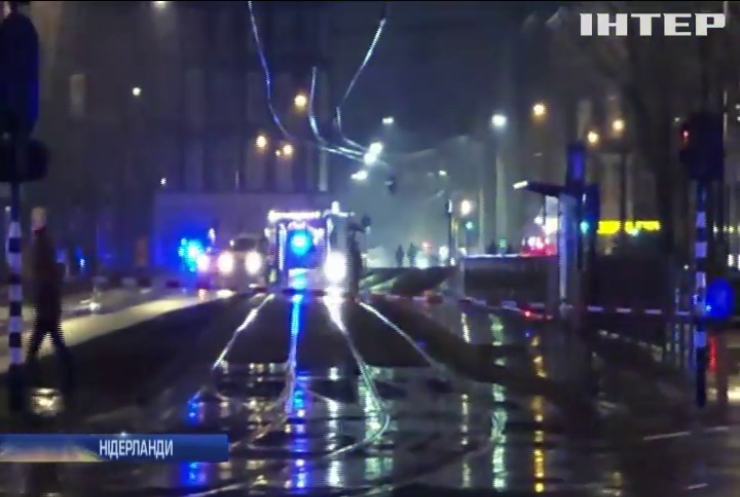 Стрілянина в Амстердамі: загинула одна людина