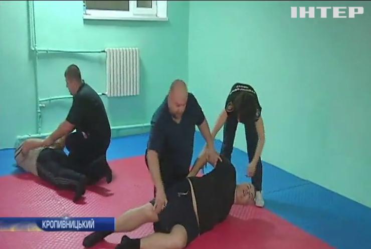 Поліція відкрила тренінговий центр у Кропивницькому