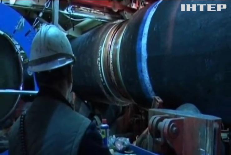 """Франція підтримала ускладнення для """"Північного потоку-2"""""""