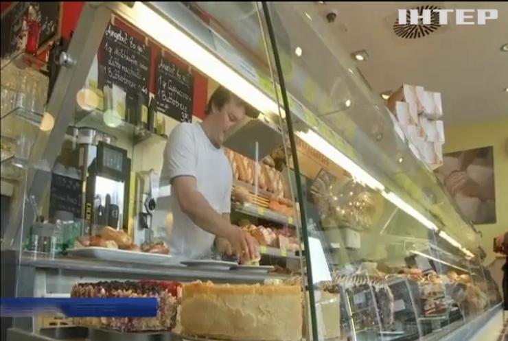 У Німеччині представили незвичні пончики