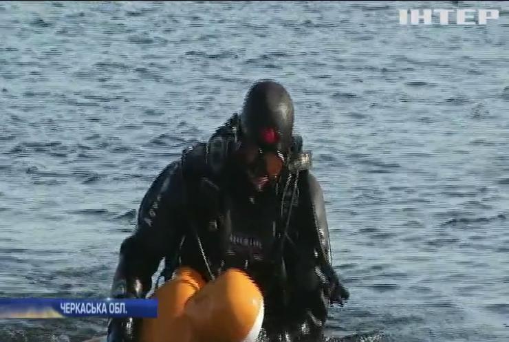 Рятувальники ДСНС провели показові навчання на Дніпрі