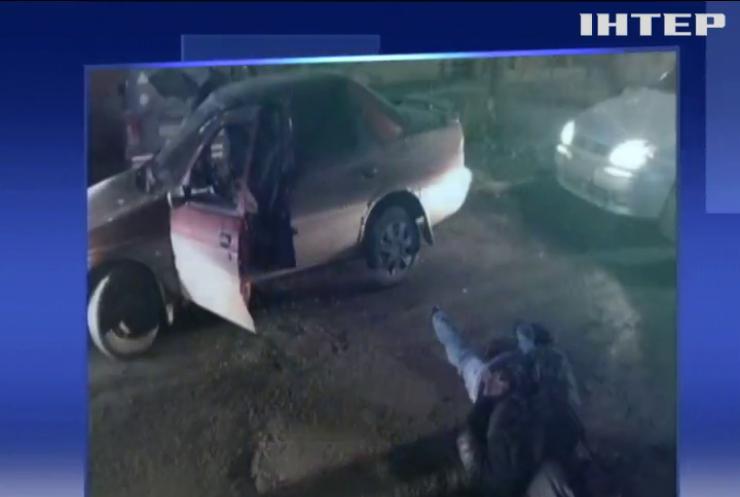 На Запоріжжі затримали групу автомобільних крадіїв